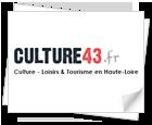 Culture43.fr Culture, Loisirs et tourisme en Haute-Loire